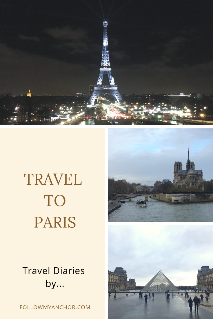 Travel to Paris | Paris is by definition the city of love, no matter if you travel to Paris with your soulmate, with your best friend or on your own. Read my article to travel with me to one of the most romantic cities in the world. #Paris #TravelToParis #TravelBlog