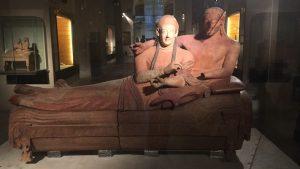 Sarcofago degli Sposi nel Louvre