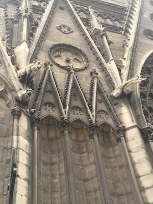 Gargoyle della Cattedrale di Notre Dame