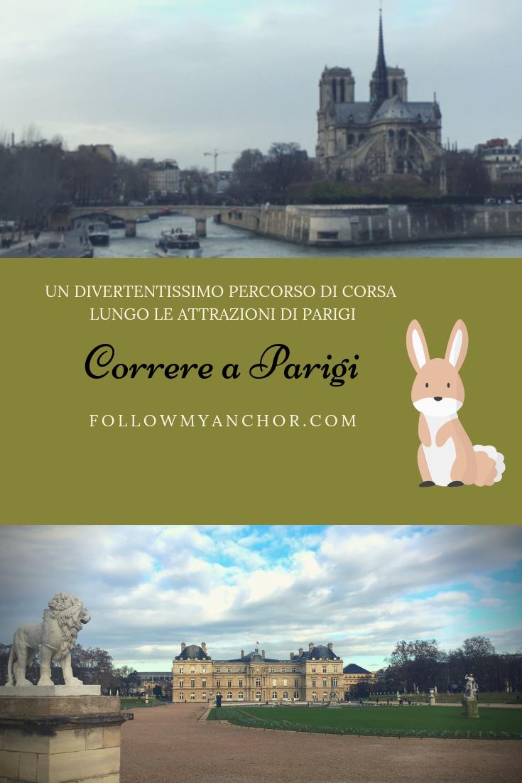 DOVE CORRERE A PARIGI