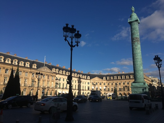 Vendome Column in Place Vendome