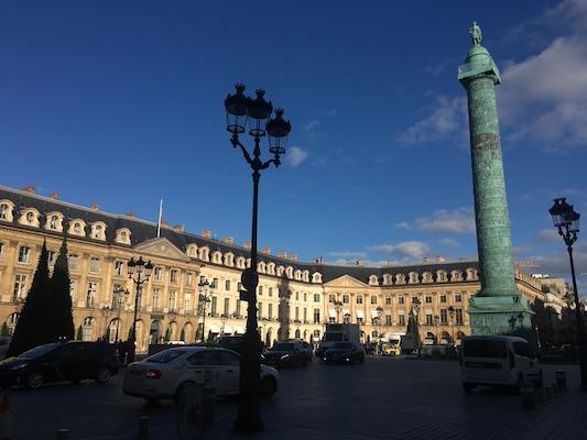 Vendome Column in Place Vendome