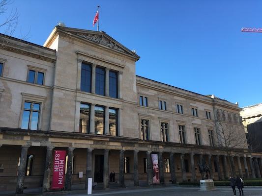 Neus Museum sull'Isola dei Musei di Berlino