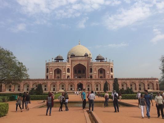 Tomba di Humayun a Delhi