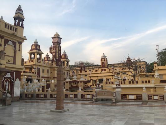 Laxminarayan Temple in Delhi