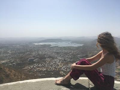 Panorama sul Lago Pichola a Udaipur in 3 Giorni