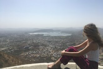 View over Pichola Lake in Udaipur in 3 Days
