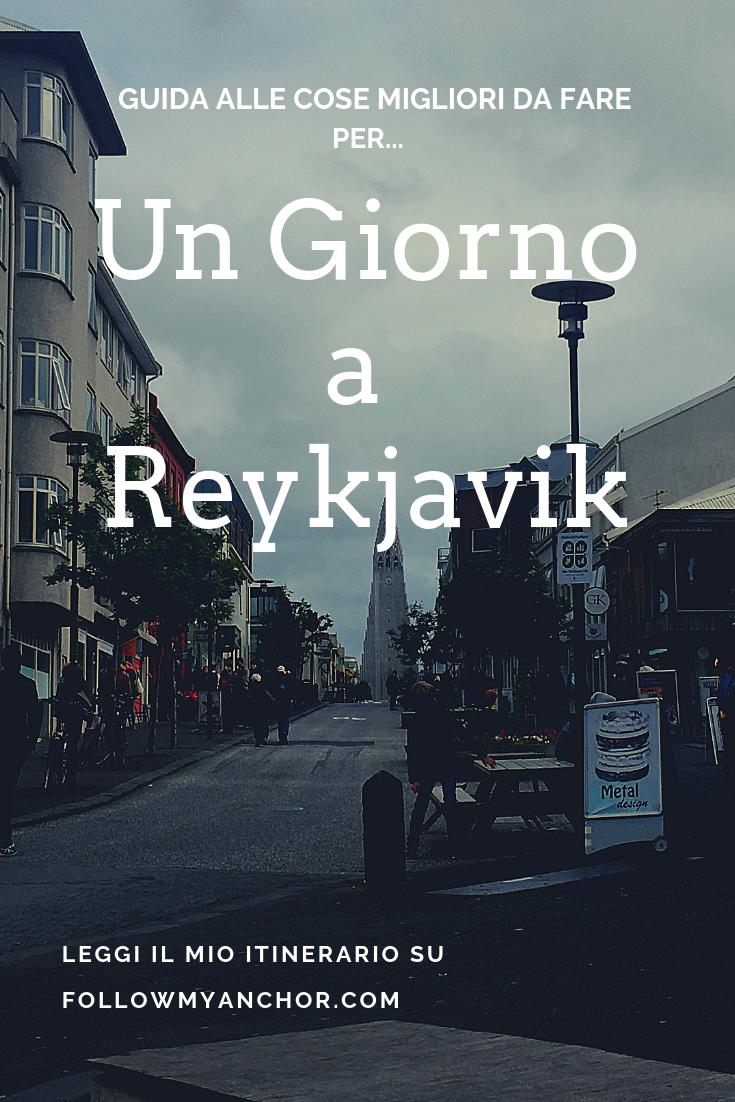 Un Giorno a Reykjavik | Una guida alle cose migliori da fare a Reykjavik in un giorno. Dai un\'occhiata a questo articolo per un itinerario tra le cose principali di Reykjavik, inclusi consigli di viaggio e informazioni su come vestirsi in Islanda, dove correre a Reykjavik, come spostarsi, dove alloggiare e come arrivare a Reykjavik dall\'aeroporto di Keflavik. #Reykjavik #ReykjavikUnGiorno #ReykjavikGuida #ReykjavikItinerario #TravelBlog