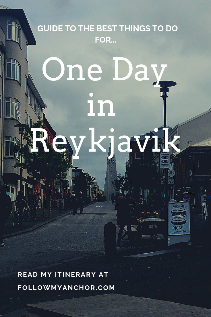 One Day in Reykjavik | A guide to the top things to do in Reykjavik in One Day. Take a look at this article for an itinerary through the highlights of Reykjavik, including tips and useful information on what to wear in Iceland, where to run in Reykjavik, how to get around, where to stay and how to get to Reykjavik from Keflavik Airport. #Reykjavik #ReykjavikOneDay #ReykjavikGuide #ReykjavikItinerary #TravelTips