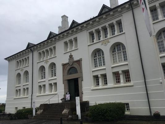 Culture House on Hverfisgata in Reykjavik
