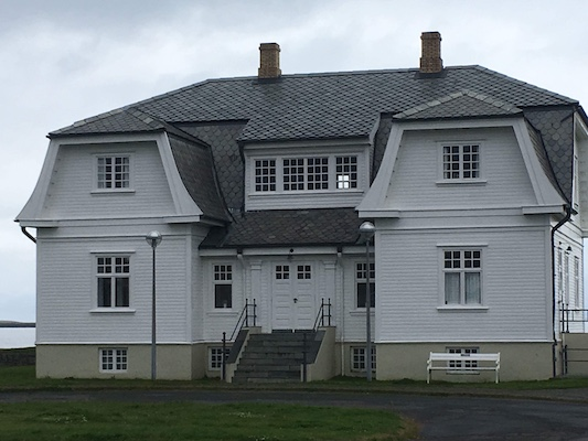 Hofdi House a Reykjavik