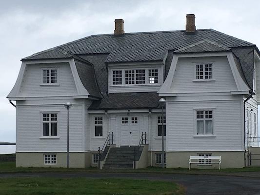 Hofdi House in Reykjavik