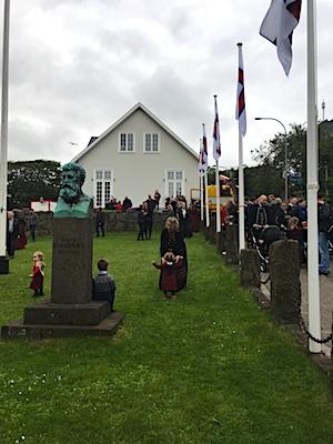 Abbigliamento degli abitanti delle Isole Faroe