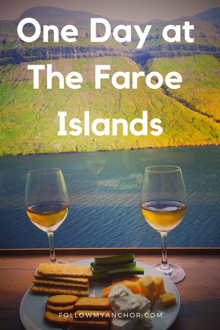 ONE DAY AT THE FAROE ISLANDS