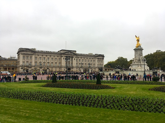 Buckingham Palace of London