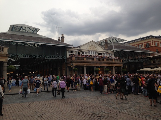 Covent Garden di Londra