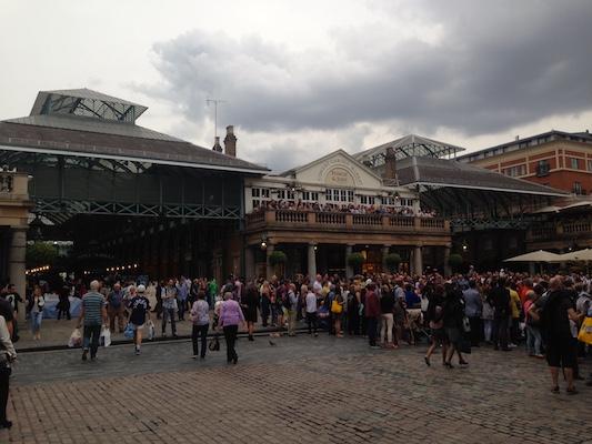 Covent Garden di Londra