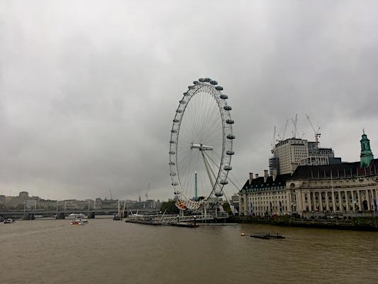London Eye di Londra