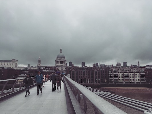 St. Paul's Cathedral di Londra