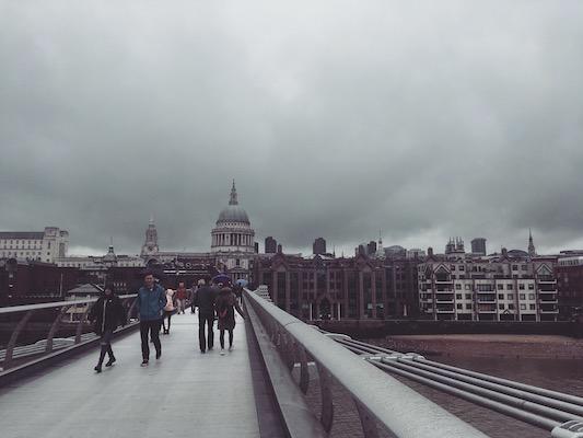 St. Paul's Cathedral di Londra