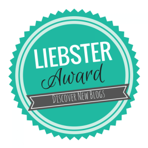 Nominated for Liebster award