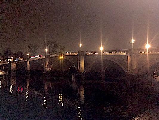 Richmond Bridge di Londra