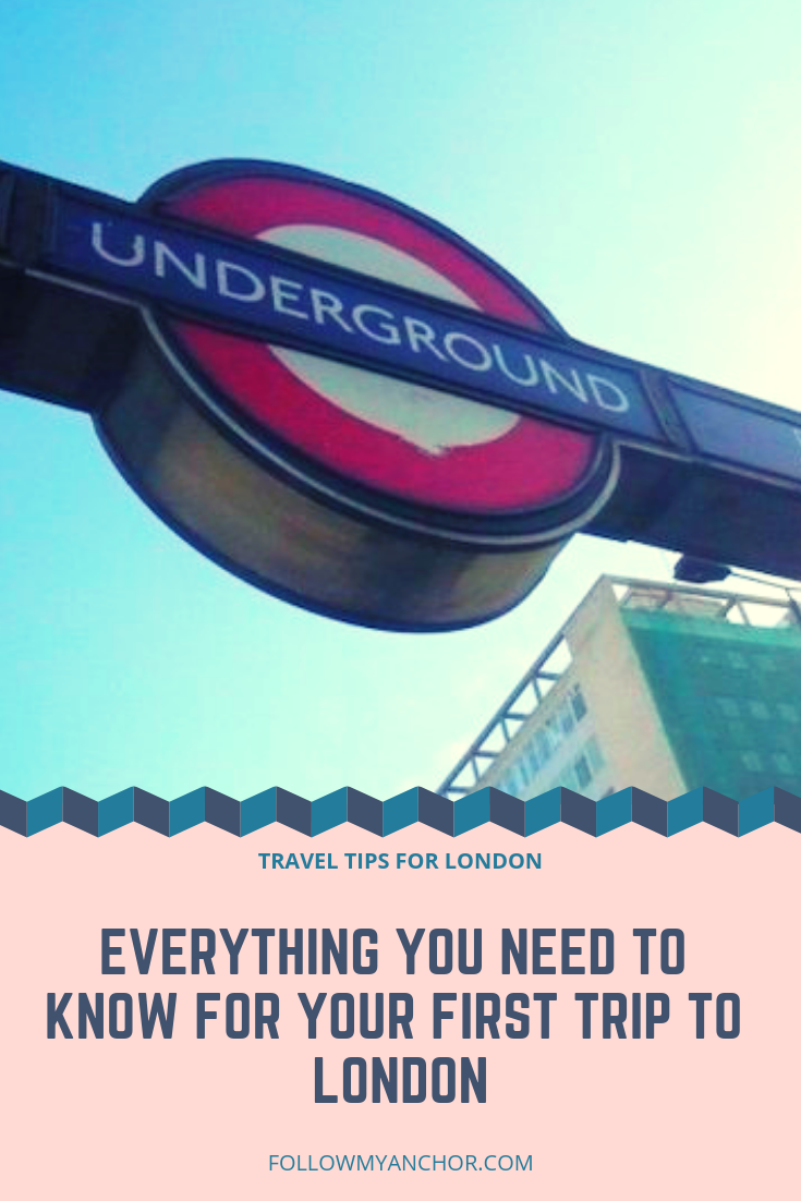 TRAVEL TIPS FOR LONDON: USEFUL INFORMATION FOR FIRST-TIMERS