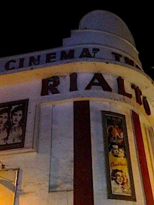 Cinema Rialto a Casablanca