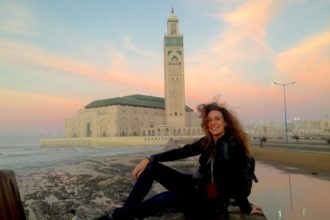 Hassan II Mosque, one of the things to see in Casablanca