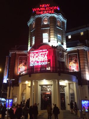 New Wimbledon Theatre in London
