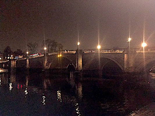 Richmond Bridge in London