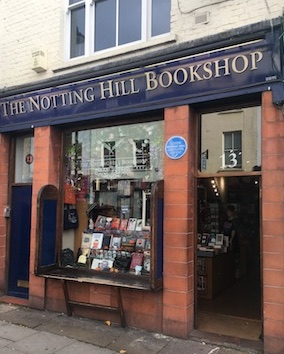 The Notting Hill bookshop that inspired the movie