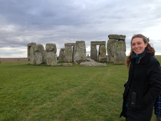 My day trip to Stonehenge from London