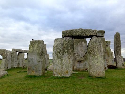 Trilithon structure of Stonehenge