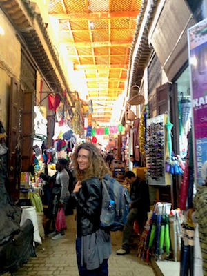 Lost in the Medina, one of the things to do in Fes