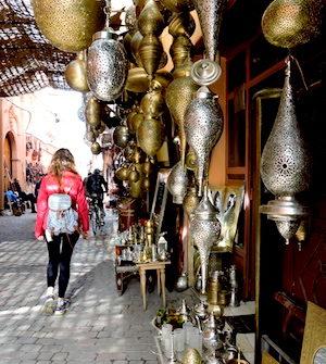 Il mio Viaggio in Marocco tra la Medina di Marrakech
