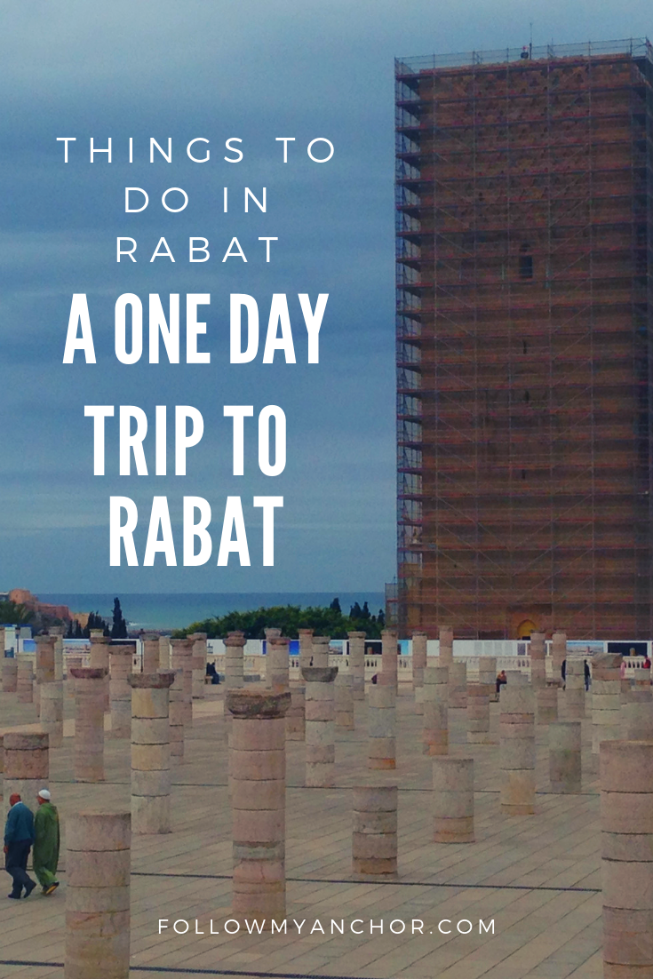 Things to do in Rabat | A one-day trip to discover the top places of the capital city of Morocco with an amazing itinerary. #Rabat #RabatThingsToDo #TravelBlog