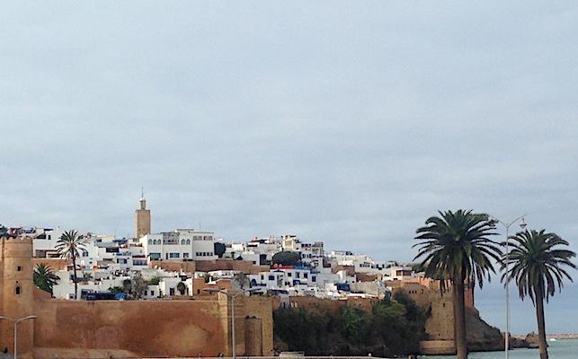 Il quartiere fortificato Kasbah Les Oudaias