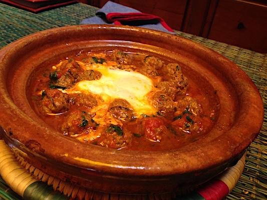 Polpettine di kefta del ristorante Le Ziryab