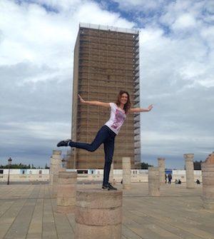 Cosa vedere a Rabat: Torre di Hassan