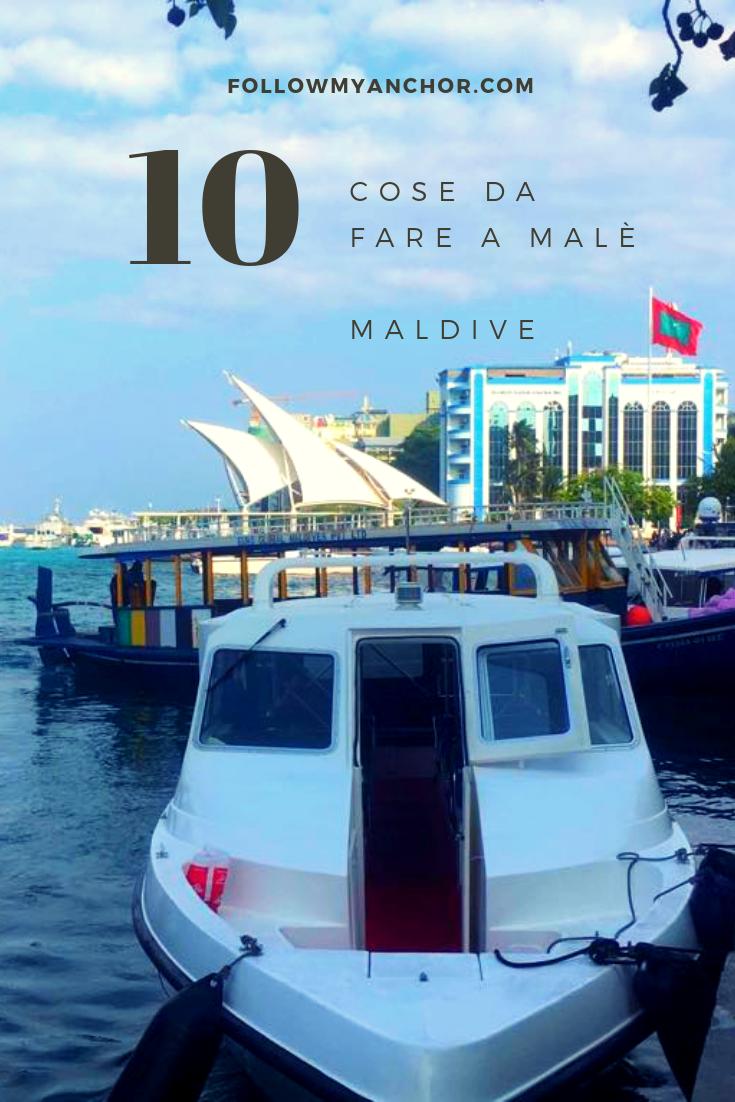 MALÈ MALDIVE: COSA FARE IN UN GIORNO