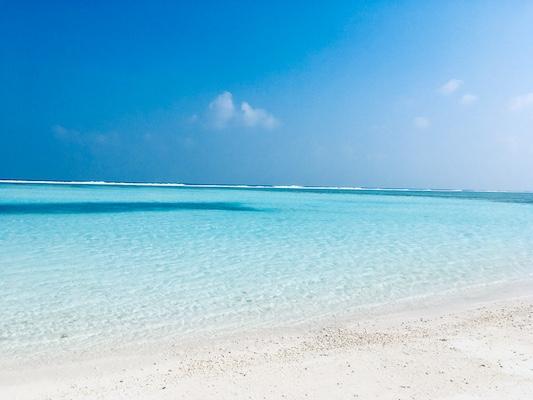 Spiaggia Est di Dhiffushi