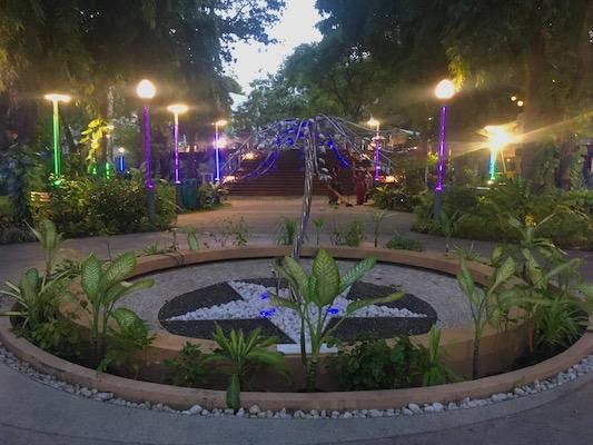 Sultan's Park di Malè