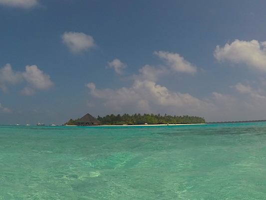 Il Meeru Resort alle Maldive