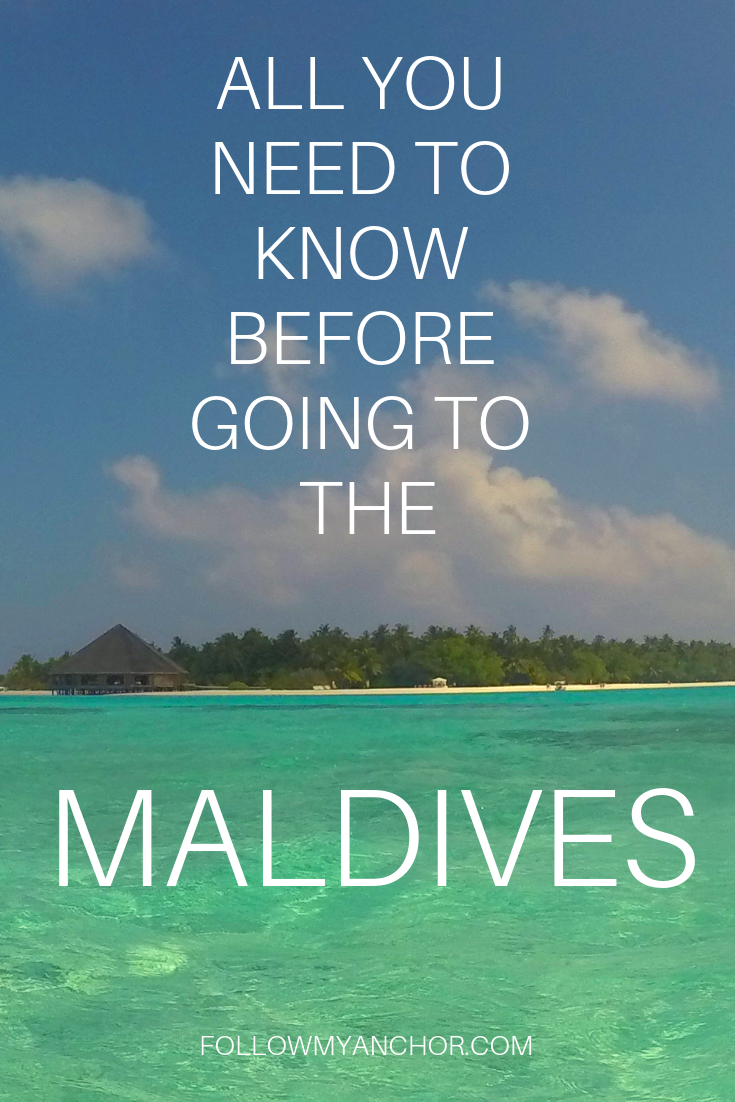 All you need to know before going to the Maldives | How to choose the best island, when to go, how to book a trip to the Maldives, what to bring, where to stay, what documents you need to travel to the Maldives, general information and travel tips for Maldives. #Maldives #MaldivesTravelTips #TravelBlog
