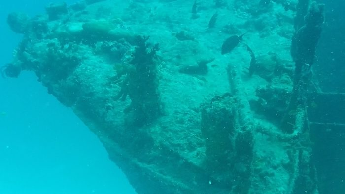 Relitto di West Rock Wreck