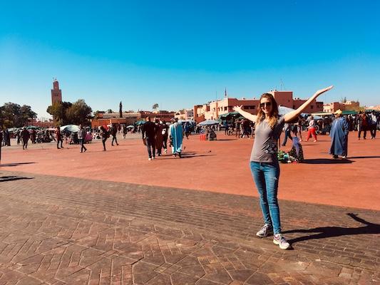 Marrakech Cosa Vedere: Jemaa el-Fna