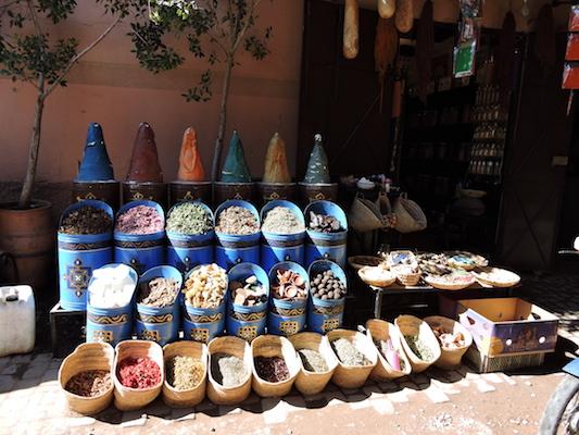 Mercati della medina di Marrakech