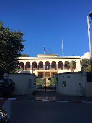 Consolato di Francia a Tangeri