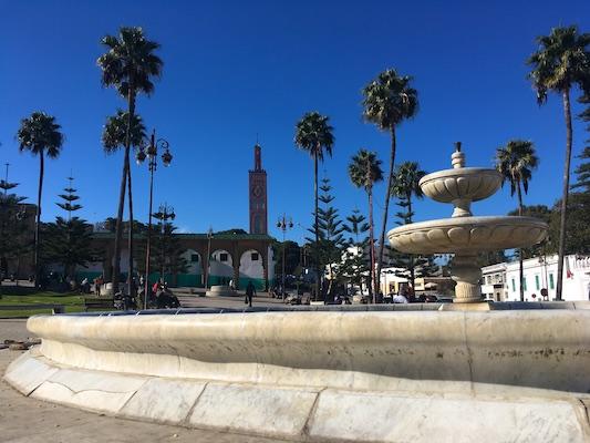 Il Grand Socco di Tangeri